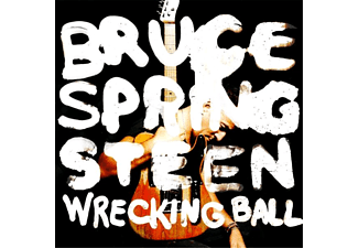 Bruce Springsteen - Wrecking Ball (CD)