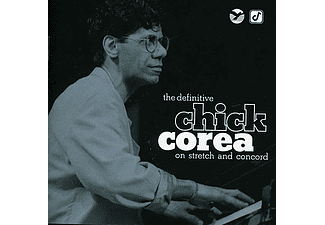 Chick Corea - Definitive Chick Corea On Stretch & Concord (CD)