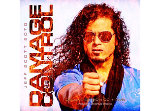 Jeff Scott Soto - Damage Control - Limited Edition (CD + DVD)