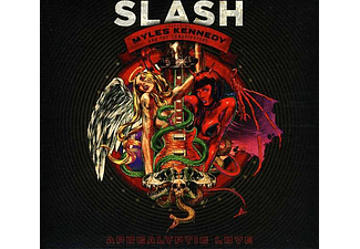 Slash & Myles Kennedy - Apocalyptic Love (CD + DVD)