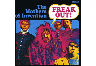 Frank Zappa - Freak Out! (CD)