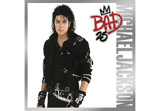 Michael Jackson - Bad-25th Anniversary (CD)