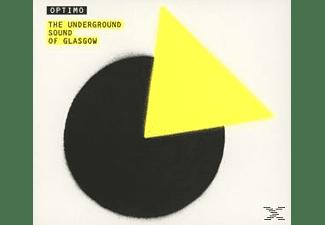 Optimo - The Underground Sound of Glasg  - (CD)