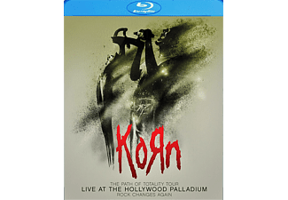 Korn - Live At The Hollywood Palladium (Blu-ray)