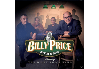 Billy Price - Strong  - (CD)