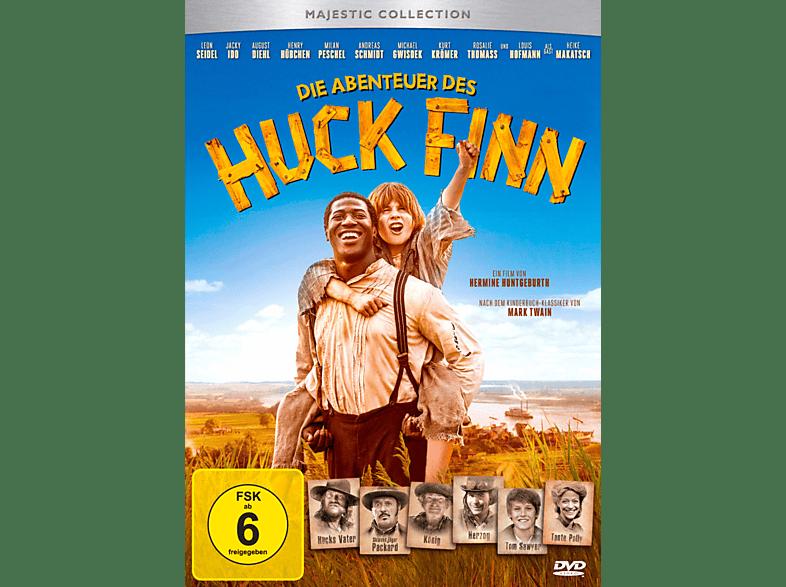 Die Abenteuer des Huck Finn [DVD]