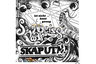 Skaputnik - Schwarz-Weiß Ist Nicht Bunt Genug [CD]