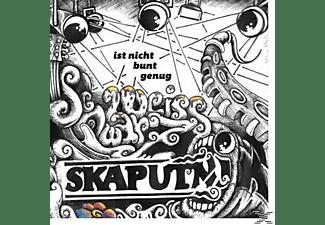 Skaputnik - Schwarz-Weiß Ist Nicht Bunt Genug  - (CD)
