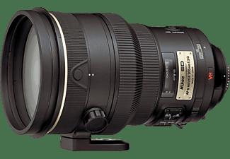 NIKON AF-S NIKKOR 200mm 1:2G ED VR II - 200 mm f/2 AF-S, ED, VR (Objektiv für Nikon F-Mount, Schwarz)