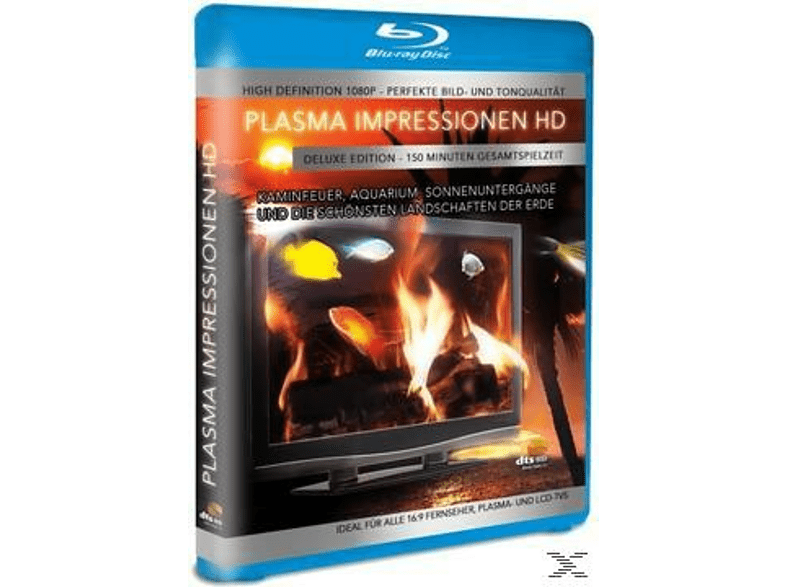 PLASMA IMPRESSIONEN HD [Blu-ray]