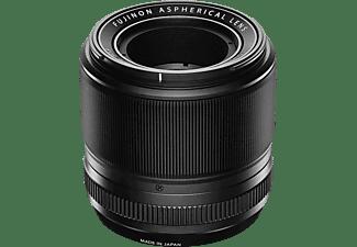 FUJIFILM FUJINON XF 60mm F2,4 R Macro - 60 mm f/2.4 (Objektiv für Fuji X-Mount, Schwarz)