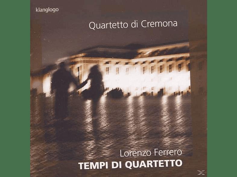 Quartetto Di Cremona - Tempi di Quartetto [CD]