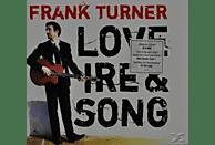 Frank Turner - Love, Ire & Song [CD]