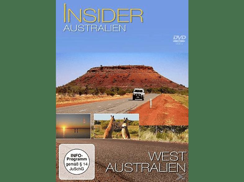 Insider: Australien - Westaustralien [DVD + CD]