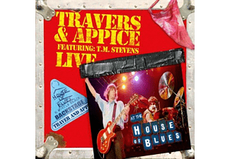 Travers & Appice - Live At The House Of Blues - (CD + DVD)