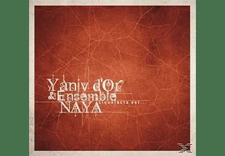 Yaniv D´or, Ensemble Naya - Liquefacta est...  - (CD)