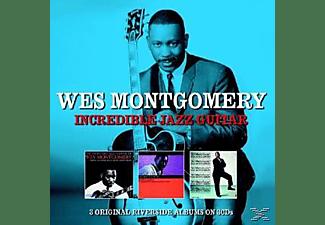 Wes Montgomery - Incredible Jazz Guitar  - (CD)
