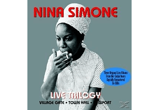 Nina Simone - Live Trilogy  - (CD)
