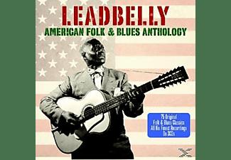 Leadbelly - American Blues & Folk History  - (CD)