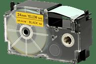 CASIO XR 24 YW 1 Gelb Farbband