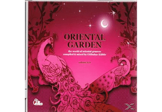 VARIOUS - Oriental Garden Vol.10  - (CD)