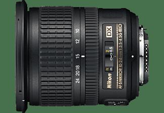 NIKON AF-S DX NIKKOR 10–24mm 1:3,5–4,5G ED 10 mm - 24 mm f/3.5-4.5 AF-S, ED, DX (Objektiv für Nikon F-Mount, Schwarz)