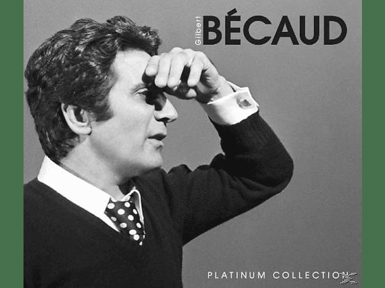 Gilbert Bécaud - Platinum Collection [CD]