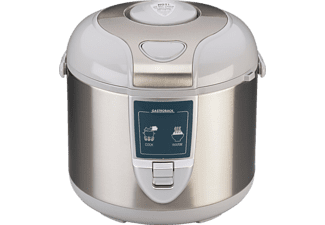 GASTROBACK 42507 Reiskocher (450 Watt, Silber)