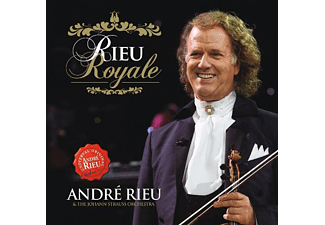 André Rieu - Rieu Royale (CD)