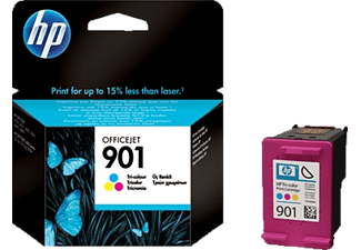 HP 901 OfficeJet Tri-Color - (CC656A)