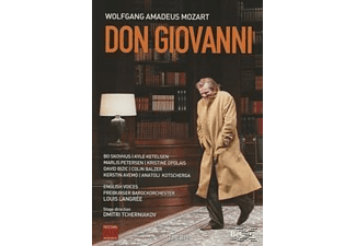 Bo Skovhus, Kyle Ketelsen, Marlis Petersen, David Bizic, Colin Balzer, Kerstin Avemo, Anatoli Kotscherga, English Voices, Freiburger Barockorchester, Opolais Kristine - Don Giovanni - (DVD)