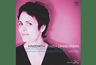 Zimmermann Tabea - Sämtliche Werke Für Viola 1 [SACD Hybrid]