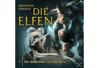Die Elfen - Die Elfen 07: Die Bibliothek von Iskendria  - (CD)