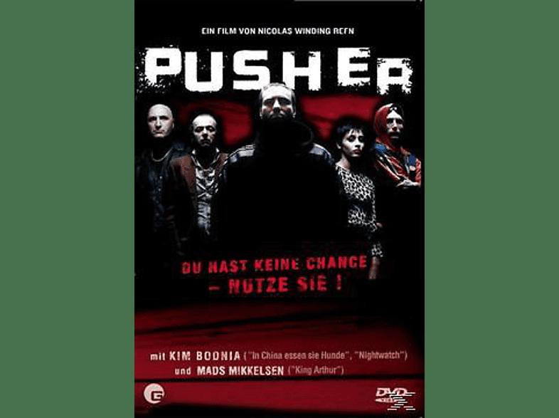 Pusher [DVD]