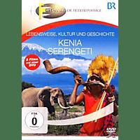 Fernweh - Lebensweise, Kultur und Geschichte - Kenia/Serengeti [DVD]