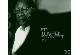 Ed Scantet Thigpen - #1  - (CD)