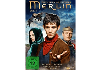 MERLIN 3 NEUEN ABENTEUER [DVD]