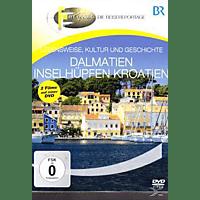 Fernweh - Lebensweise, Kultur und Geschichte: Dalmatien/Inselhüpfen Kroatien [DVD]