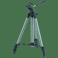 CULLMANN 52100 Alpha 1000 Dreibein Stativ, Silber, Höhe offen bis 1060 mm