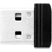 VERBATIM 98130 Nano USB-Stick, Schwarz, 32 GB