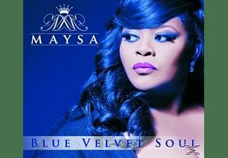 Maysa - Blue Velvet Soul  - (CD)