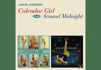 Julie London - Calendar Girl+Around Midnigh  - (CD)