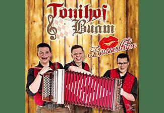 Tonihof-buam - Busserltime  - (CD)