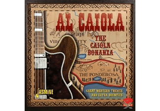 Al Caiola - Caiola Bonanza  - (CD)