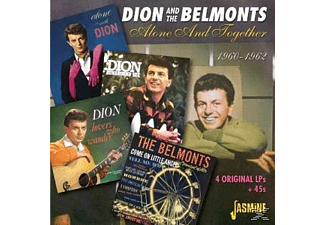 Dion & The Belmonts - Alone & Together  - (CD)