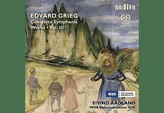 Eivind Aadland, Wdr Sinfonieorchester Köln - Die Sinfonischen Werke Vol.3  - (SACD Hybrid)