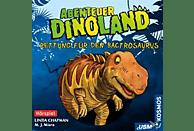 Abenteuer Dinoland - Abenteuer Dinoland 02: Rettung für den Bactrosaurus - (CD)