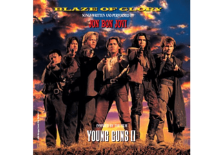 Bon Jovi - Blaze Of Glory (CD)