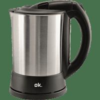 OK. OWK 202 B Wasserkocher, Schwarz