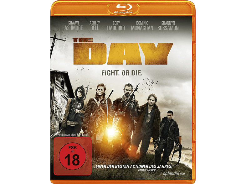 The Day [Blu-ray]